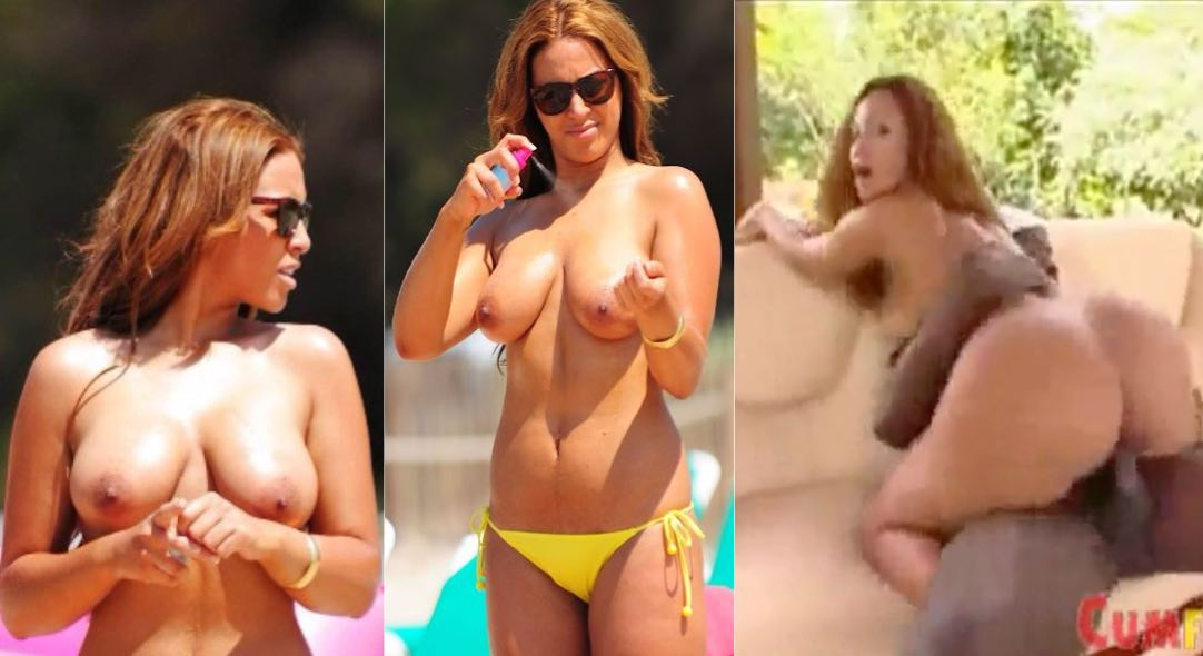 Beyonce Sex Tape & Nudes Photos Leaked!