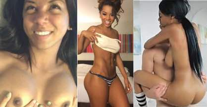 NEW PORN: Brittany Renner Nude & Sex Tape!
